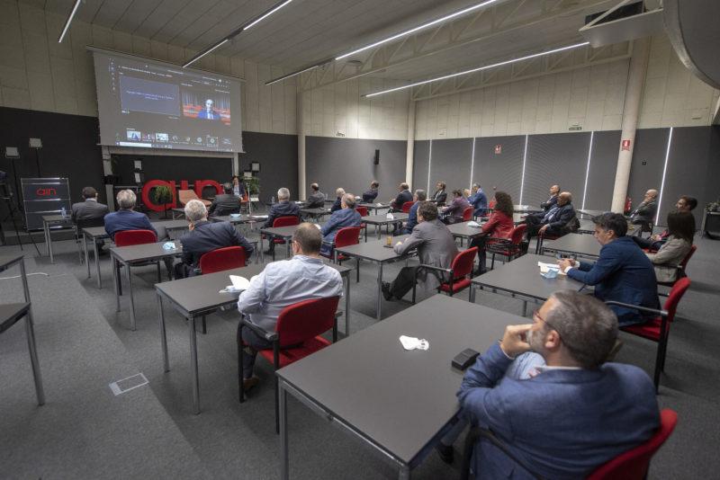 """AIN celebra su Asamblea Anual con un webinar sobre la """"Reinvención de la Industria"""" con más de 400 participantes"""