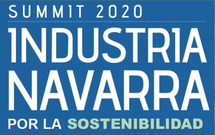 AIN colabora en el Summit 2020: Industria Navarra