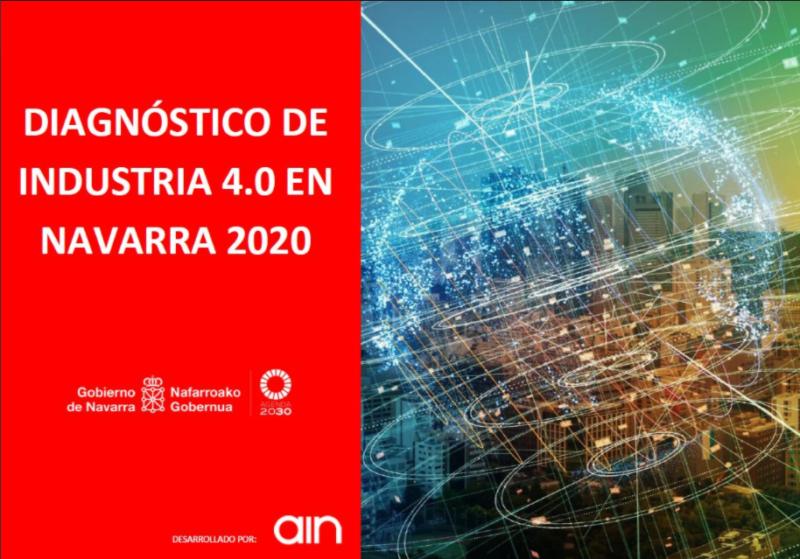 El Gobierno de Navarra presenta el Diagnóstico de la Industria 4.0 en Navarra