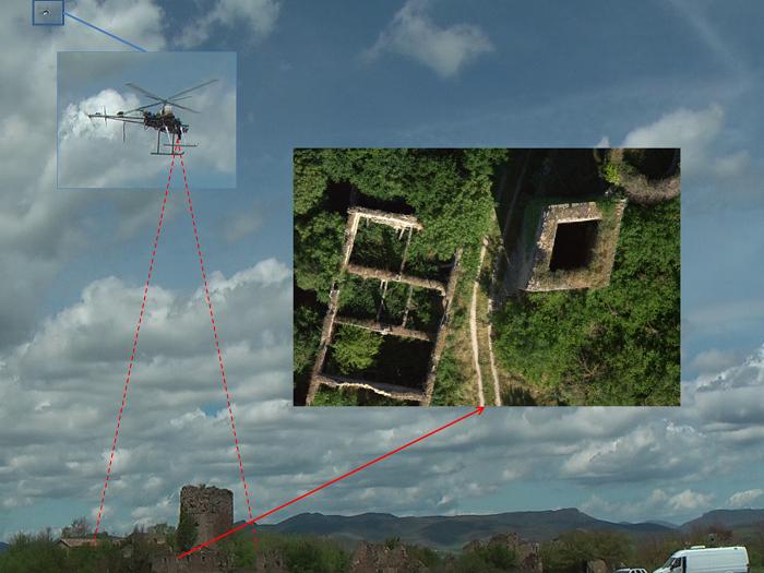 Cartografías de precisión mediante sistemas aéreos no tripulados y tripulados para la gestión en ámbitos vitivinícola y de patrimonio artístico